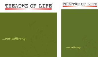 Theatre Of Life - Our Suffering - Volume 4